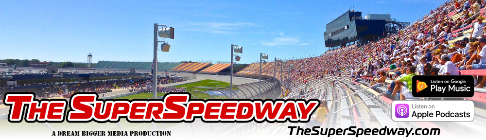 The SuperSpeedway NASCAR Podcast and News
