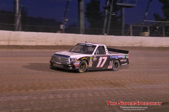 Eldora Trucks Practice 2-9046